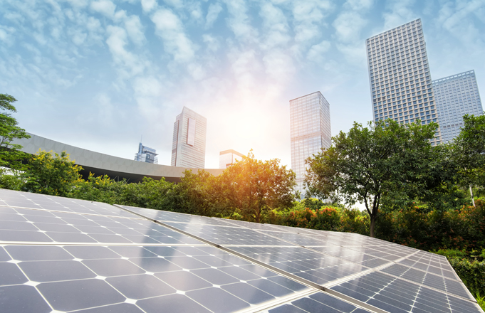 Solar Power for Commercial Spaces in Hyderabad