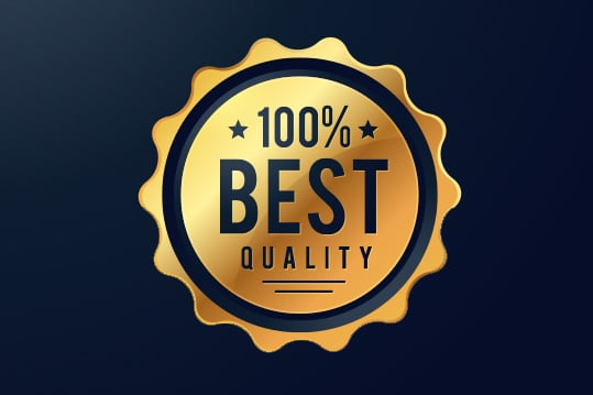 100% Best Quality Assurance - Four Solar Panels